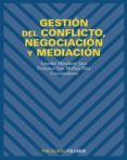 gestión del conflicto, negociación y mediación (ebook)-lourdes munduate jaca-francisco j. medina diaz-9788436829976