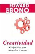 CREATIVIDAD (EBOOK) - 9788449331176 - EDWARD DE BONO