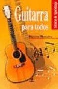 GUITARRA PARA TODOS - 9788466201476 - MASSIMO MONTARESE