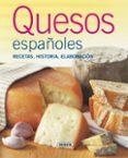 QUESOS ESPAÑOLES - 9788467705676 - VV.AA.