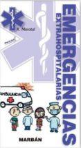 EMERGENCIAS EXTRAHOSPITALARIAS: MANUAL - 9788471019776 - R. MORATAL