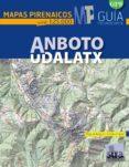 ANBOTO-UDALATX (MAPAS PIRENAICOS ESCALA 1:25000) - 9788482165776 - MIGUEL ANGULO