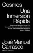 COSMOS - 9788491179276 - JOSE MANUEL CARRASCO