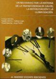 UN RECORRIDO POR LA HISTORIA DE LA TRANSFERENCIA DE CALOR, LA REF RIGERACION Y LA CLIMATIZACION - 9788496709676 - ENRIQUE TORRELLA