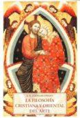FILOSOFIA CRISTIANA Y ORIENTAL DEL ARTE - 9788497165976 - PLUTARCO