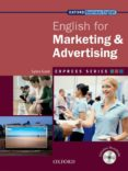 ENGLISH FOR MARKETING AND ADVERTISING - 9780194579186 - VV.AA.