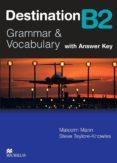 DESTINATION B2 STUDENT´S BOOK + KEY - 9780230035386 - VV.AA.