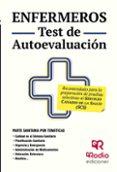 ENFERMEROS. TEST DE AUTOEVALUACION. SERVICIO CANARIO DE SALUD - 9788416266586 - VV.AA.