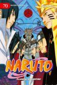 NARUTO Nº 70 (DE 72) (PDA) - 9788416401086 - MASASHI KISHIMOTO