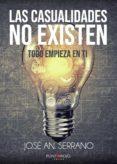 Descargador en línea de libros de google LAS CASUALIDADES NO EXISTEN (Literatura española) 9788418161186 iBook MOBI