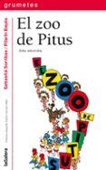 EL ZOO DE PITUS (PREMIO JOSEP M. FOLSCH I TORRES 1965) - 9788424686086 - SEBASTIA SORRIBAS ROIG