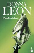 PRUEBAS FALSAS - 9788432217586 - DONNA LEON
