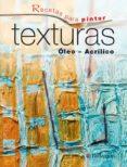 TEXTURAS: OLEO-ACRILICO - 9788434237186 - REBECCA WRIGHT