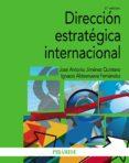 direcciion estrategica internacional-jose antonio jimenez quintero-ignacio aldeanueva fernandez-9788436839586