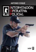 intervencion operativa policial-antonio coque-9788441437586