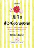 TALLER DE HO OPONOPONO - 9788441539686 - MARIA JOSE CABANILLAS CLARAMONTE