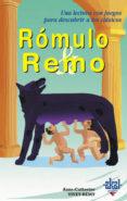 ROMULO REMO - 9788446018186 - ANNE-CATHERINE VIVET-REMY