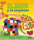 ELMER Y LA SERPIENTE - 9788448838386 - DAVID MCKEE