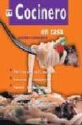 EL COCINERO EN CASA - 9788466205986 - CARMEN FERNANDEZ