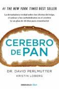 CEREBRO DE PAN - 9788466334686 - DAVID PERLMUTTER