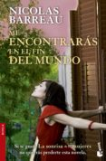 ME ENCONTRARAS EN EL FIN DEL MUNDO - 9788467040586 - NICOLAS BARREAU