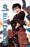BLUE EXORCIST 15 - 9788467922486 - KAZUE KATO