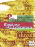 EUSKARA ETA LITERATURA BATXILERGOA - 9788483250686 - VV.AA.