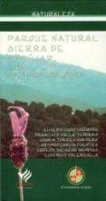 PARQUE NATURAL SIERRA DE ANDUJAR, GUIA BOTANICO-ECOLOGICA - 9788484390886 - VV.AA.