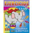 EJERCICIOS EDUCATIVOS Y DIVERTIDOS - 9788490249086 - VV.AA.