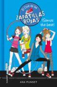 EL CLUB DE LAS ZAPATILLAS ROJAS 4: ¡SOMOS THE BEST! - 9788490434086 - ANA PUNSET