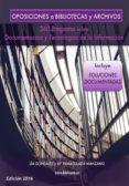 oposiciones a bibliotecas y archivos: 360 preguntas sobre documentación y tecnologías de la información (ebook)-lia gonzalez-maria inmaculada manzano-9781326556396