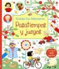 GRANJA LOS MANZANOS - 9781409572596 - VV.AA.