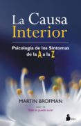 LA CAUSA INTERIOR - 9788416233496 - MARTIN BROFMAN