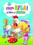 ¡VAYA RISA!: MI LIBRO DE CHISTES - 9788466231596 - VV.AA.