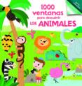 1000 VENTANAS PARA DESCUBRIR LOS ANIMALES - 9788466234696 - VV.AA.