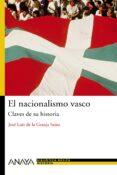 EL NACIONALISMO VASCO: CLAVES DE SU HISTORIA - 9788466763196 - JOSE LUIS DE LA GRANJA SAINZ
