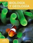 BIOLOGÍA Y GEOLOGÍA 1º EDUCACION SECUNDARIA CANTABRIA / CASTILLA-LA MANCHA - 9788467851496 - VV.AA.