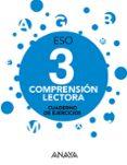 COMPRESIÓN LECTORA 3º ESO MEC - 9788467883596 - VV.AA.