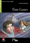 TIME GAMES. BOOK + CD - 9788468217796 - VV.AA.