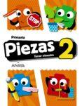 PIEZAS 2º EDUCACION PRIMARIA TERCER TRIMESTRE CAST ED 2018 CANTABRIA / CASTILLA Y LEÓN / CASTILLA-LA MANCHA / CEUTA / LA RIOJA / MELILLA / MURCIA / NAVARRA CAST ED 2018 - 9788469840696 - VV.AA.
