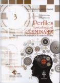 perfiles (psicológicos) criminales: una introduccion al analisis de la conducta delictiva-fernando jimenez gomez-9788494202896