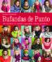 bufandas de punto: 42 modelos de cuellos, capuchas, chales, ponch os-9788498742206