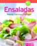 ensaladas  (minilibros de cocina) (fsc)-9783625005216