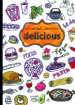 delicious (coloreables creativos)-9788466235716