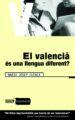 EL VALENCIA ES UNA LLENGUA DIFERENT MARIA JOSEP CUENCA
