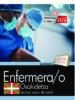 oposiciones osakidetza. servicio vasco de salud enfermero/a-9788468190686