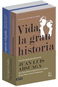 Descarga gratuita del libro Rapidshare CDL PREMIUM VIDA, LA GRAN HISTORIA + LA ESPECIA ELEGIDA