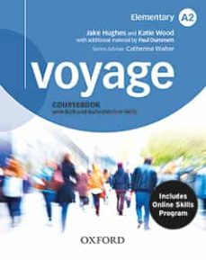 Descargas de libros gratis para iPod VOYAGE A2 STUDENT BOOK+ WORKBOOK  OOSP WITH KEY 9780190527006 DJVU ePub
