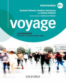 Descargas de libros parlantes de Amazon VOYAGE B1+ STUDENT´S BOOK + WORKBOOK /O PRACTICE PACK 2019 (Spanish Edition) ePub iBook