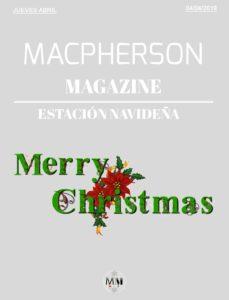 Ojpa.es Macpherson Magazine - Estación Navideña (2018) Image